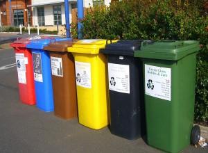 Se reduce la tasa de residuos enviados a vertederos en Europa