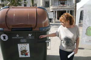 Comienza el plan piloto de recogida de materia orgánica en Valencia