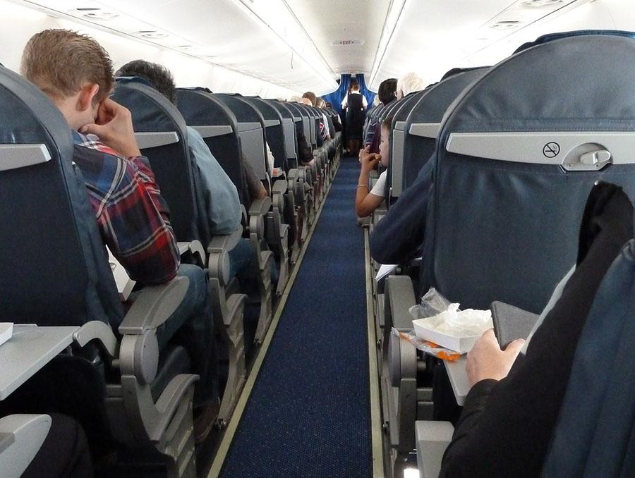 El reciclaje llega a los aviones