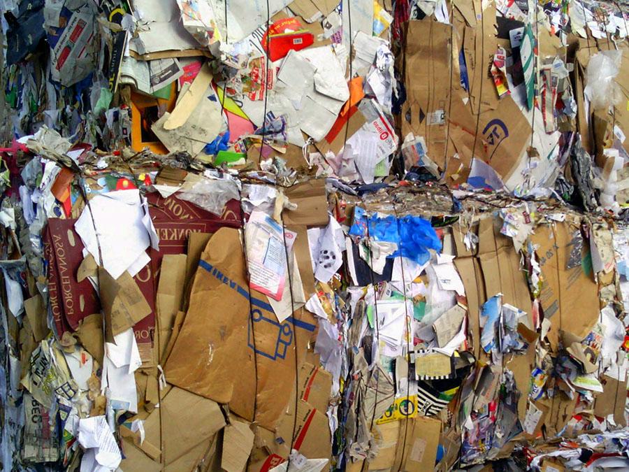 Cada español reciclará 2 kg de papel y cartón en Navidad
