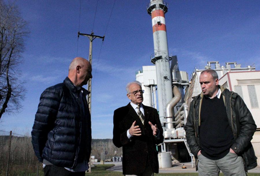 La incineradora de Girona será una planta de valorización energética de residuos