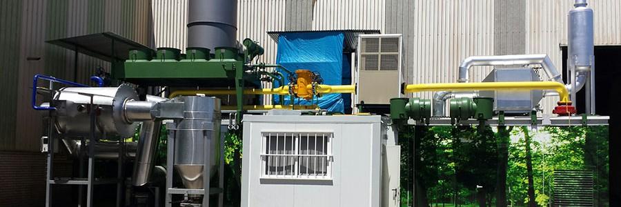 Tecnología española para obtener energía a partir de residuos