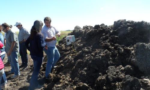 Investigadores del INTA han desarrollado un sensor para optimizar el proceso de compostaje