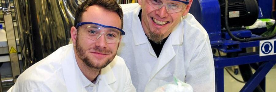 Reciclar pañales desechables para obtener biocombustibles y materiales textiles