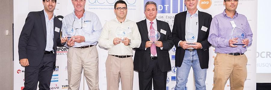 AEDED convoca una nueva edición de los premios de demolición y descontaminación