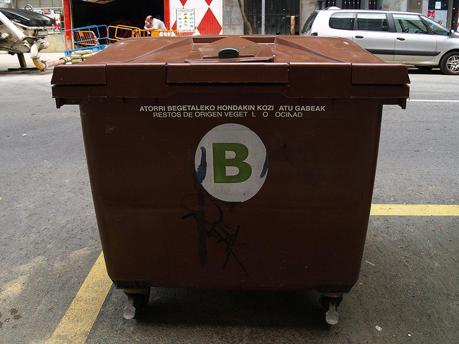 Bizkaia lanza nuevas ayudas para ampliar el uso del quinto contenedor