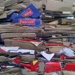 Vuelve la recogida puerta a puerta de papel y cartón a los comercios de Madrid