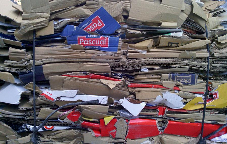 Empresas de recogida de carton en madrid