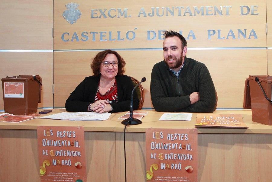 Castellón probará la recogida selectiva de materia orgánica