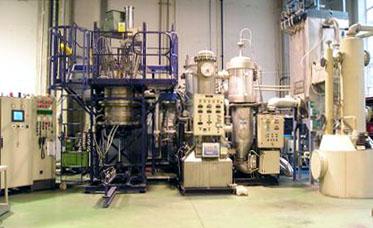 Planta piloto del proyecto FARM para la recuperación de metales estratégicos en incineradoras de RSU