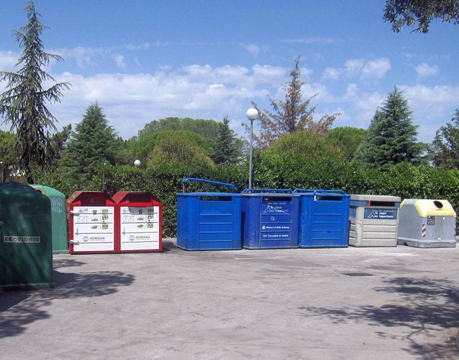 La Comunidad de Madrid mejorará los puntos limpios de la región