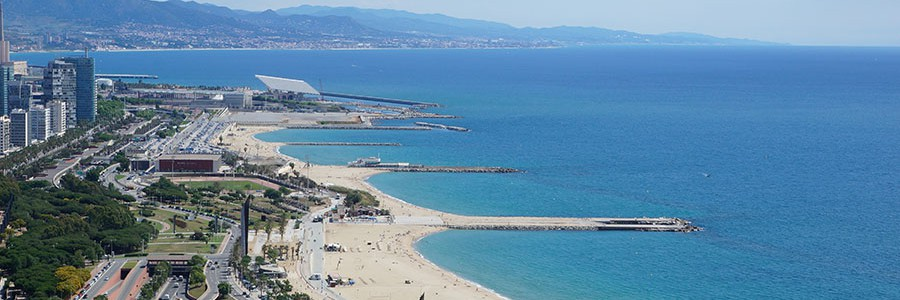 """La contaminación por metales pesados en la costa de Barcelona se ha reducido """"drásticamente"""""""