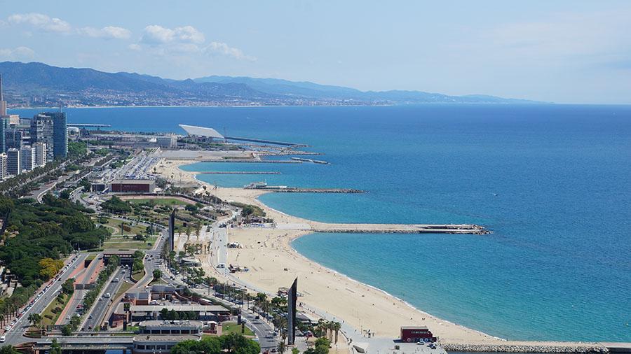 Una investigación revela que la contaminación por metales pesados en la costa de Barcelona se ha reducido de forma drástica