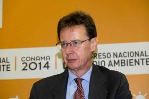 Javier Cachón, nuevo director general de calidad y evaluación ambiental y medio natural del MAPAMA