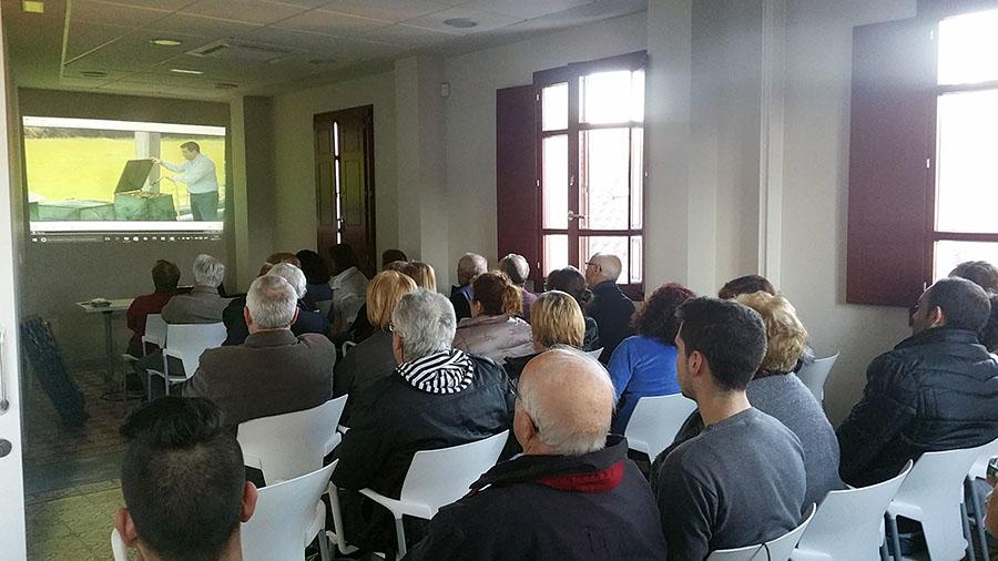 El compostaje doméstico se extiende por el Concello de Ourense