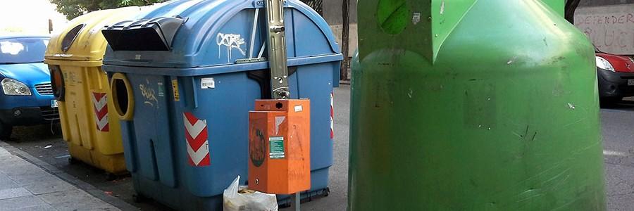 El proyecto LIFE EWAS logra reducir hasta un 66% los costes de recogida de contenedores de residuos