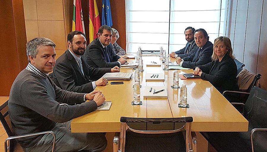 La comunidad de Madrid se fija en el modelo de La Rioja para su estrategia de residuos
