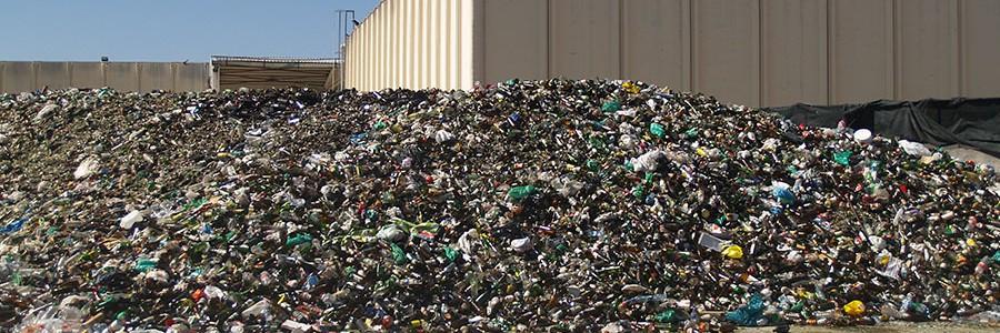Andalucía es la región que más residuos genera y La Rioja, la que menos
