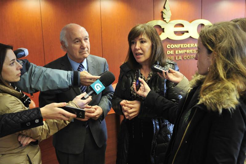 La conselleira de Medio Ambiente y Ordenación del Territorio, Beatriz Mato.