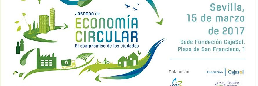 50 Ayuntamientos prevén adherirse a la Declaración de Sevilla, un llamamiento internacional hacia la economía circular