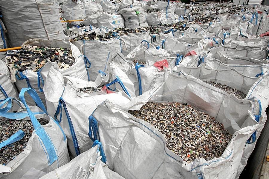 ERP recogió en 2016 un 20% más de residuos electrónicos