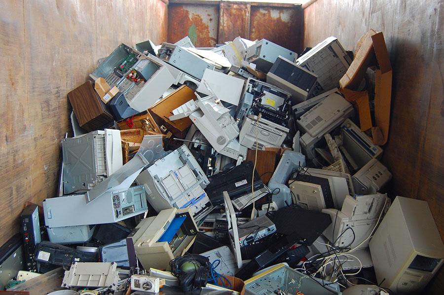 Recyclia lidera el reciclaje electrónico en España