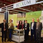 Exitosa participación de ECOLUM en un EFICAM lleno de novedades