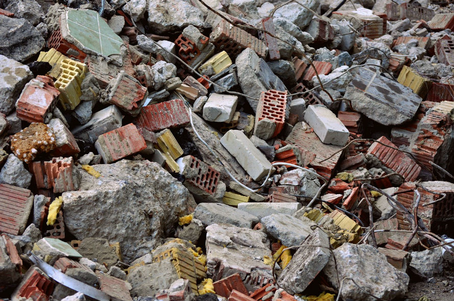 Residuos construcción