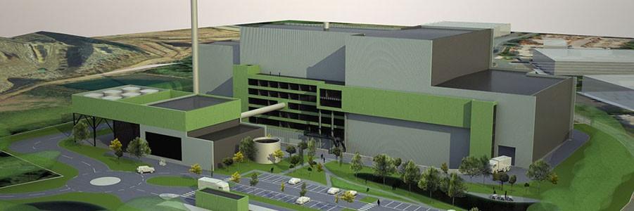 FCC pone en marcha su novena planta de valorización energética de residuos