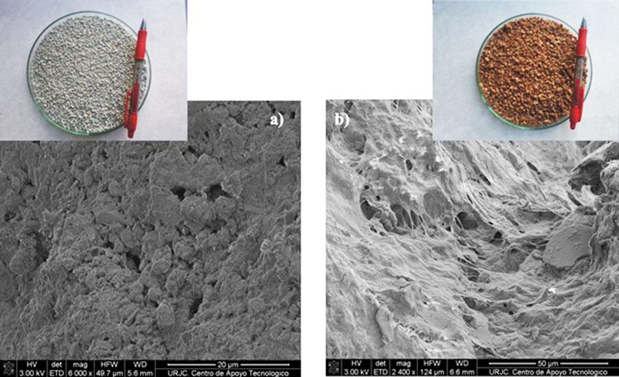 Proponen nuevos materiales de bajo costo para el tratamiento de aguas residuales