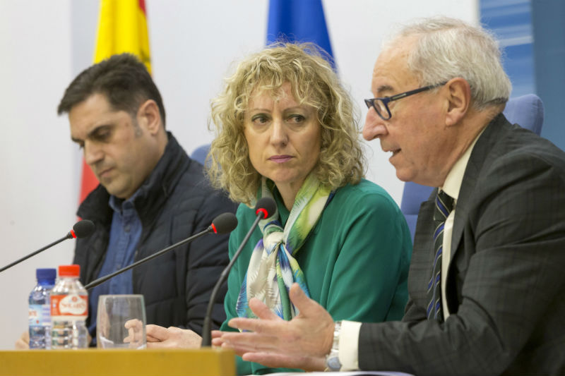 Vicepresidenta de Cantabria