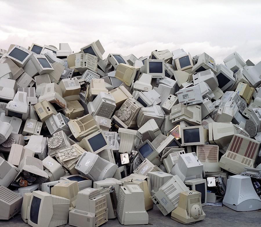 Ecolec aumentó un 7% el reciclaje de residuos electrónicos en 2016