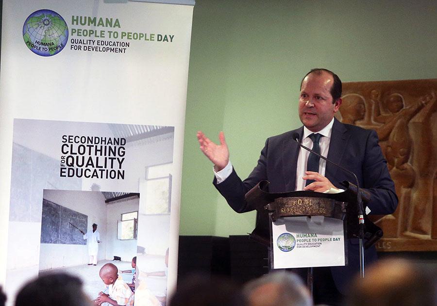 Sogama recibe en sus instalaciones 41.000 toneladas de residuo textil