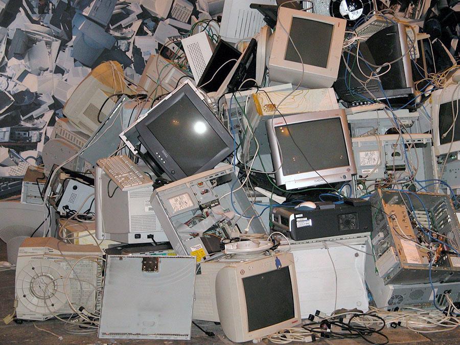 Datos de reciclaje de Ecotic en 2016