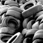Fabricación de asfalto con caucho reciclado a menor temperatura