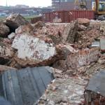Una nueva tecnología permite recuperar el yeso de los residuos de construcción