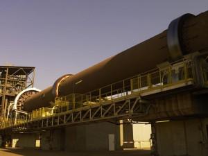 planta de reciclaje de residuos de galvanización de Abengoa