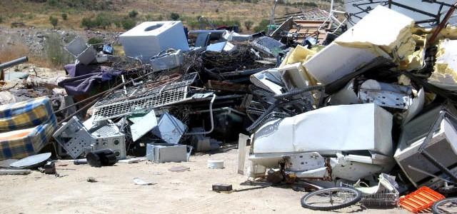 Más del 60% de los residuos electrónicos generados en Andalucía se gestionan de forma ilegal