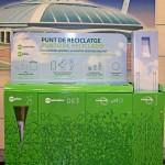 Nuevos contenedores para el reciclaje de residuos electrónicos en los centros de El Corte Inglés de Cataluña