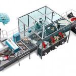 Suez Environnement instalará el reciclaje robotizado de RCD en todas sus filiales