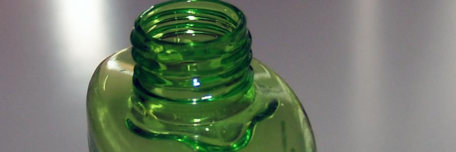 Primera botella biodegradable para su uso en droguería y parafarmacia
