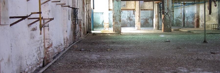 Proyecto para la descontaminación y reutilización de suelos industriales abandonados en Europa