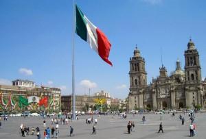 Zócalo, México DF