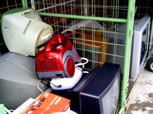 residuos de aparatos eléctricos y electrónicos (RAEE)
