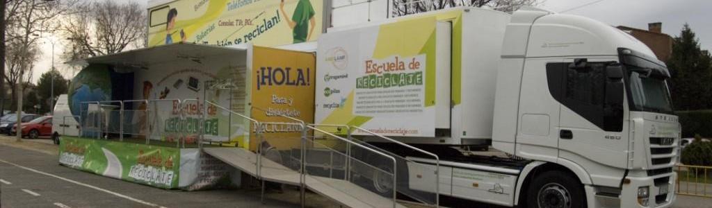 """""""Escuela de Reciclaje"""" abre las puertas de su último curso escolar"""