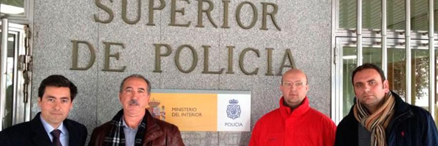 Los gestores de residuos andaluces solicitan la colaboración policial frente a los robos y las malas prácticas