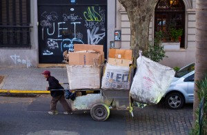 reciclaje informal