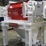 Pallmann lanza un innovador sistema de reciclaje de residuos de caucho