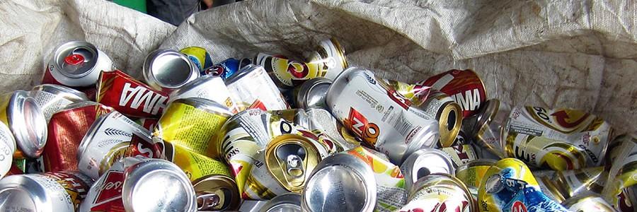 Brasil encabeza el ranking mundial de reciclaje de latas de aluminio