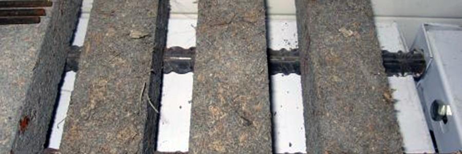 Aprovechan residuos de Posidonia oceánica para fabricar un hormigón más resistente